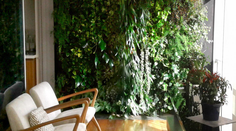 Ideias para Jardins Verticais